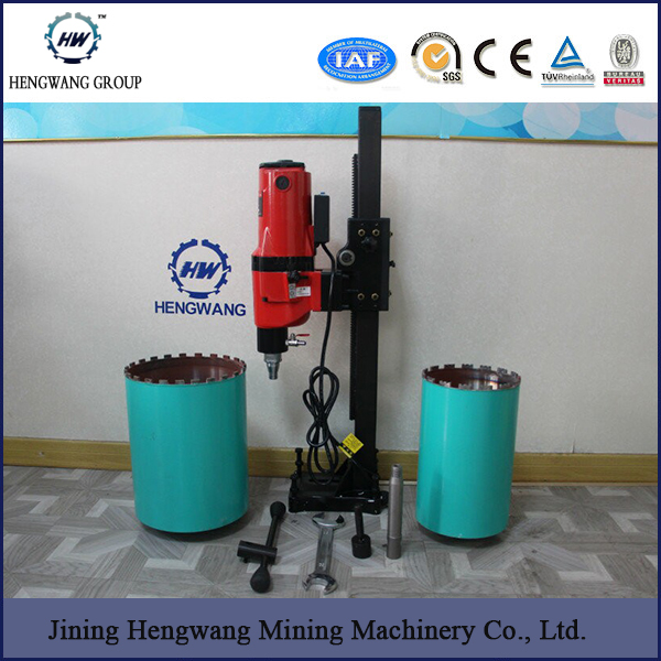 HW-18 220v electric magnetic ideal core drilling machines