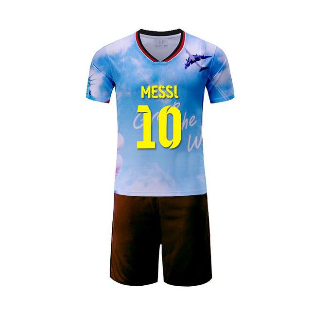 Soccer wear man uniforms for teams uniform thailand quality shirt