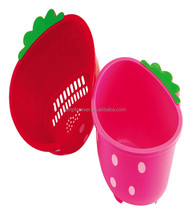 New mould Fast delivery cheap plastic fruit Strawberry basket