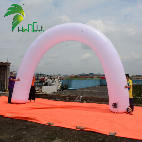 Customized Cheap Outdoor Durable Inflatable Advertising Arch For Wedding Decoration