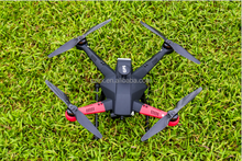 new developing Foldable Quadcopter Aircraft for Aerial photographs Vedio