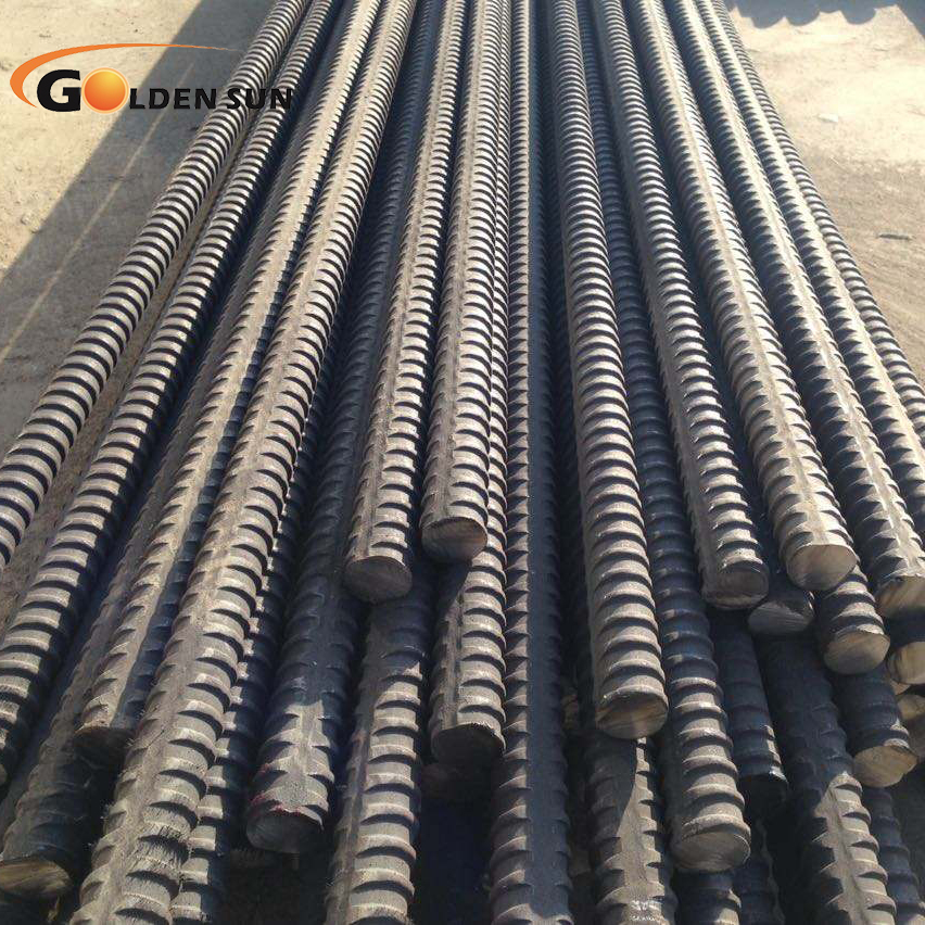 ASTM a615 bs4449 b500b deformed steel rebars for construction