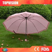 Fully stocked factory supply fold up umbrella