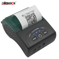 58mm Bluetooth Android Portable Thermal Receipt