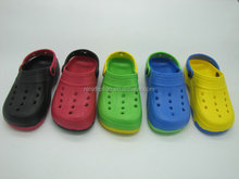 Wholesale Children Rubber EVA Clog shoes
