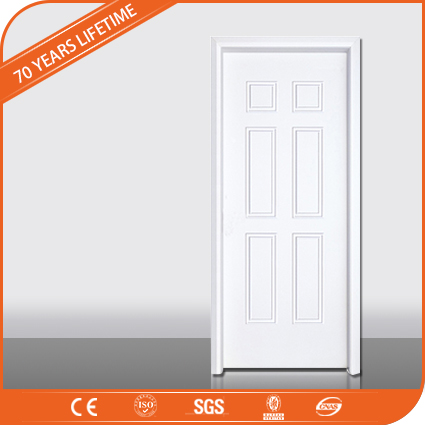 2016 Latest Design Wooden Door For Hotel WPC Door