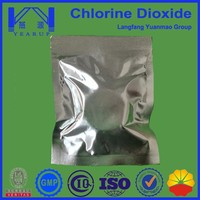 Cooling Tower Biocide of Chlorine DIoxide