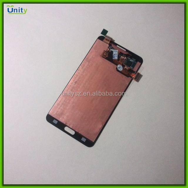 Manufacturer lcd with touch screen for Samsung Note 3 lcd
