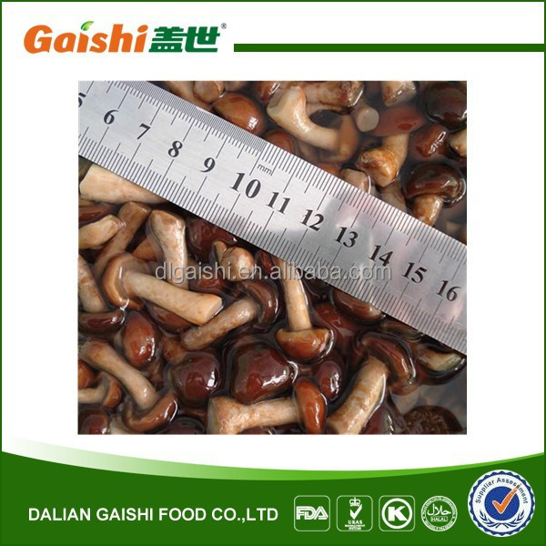 st3 Bulk Nameko Brined Mushroom in Drum Supplier from GAISHI