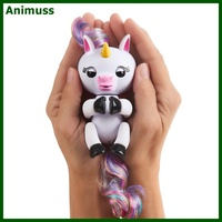 Fingerlings Unicorn Interactive Electronic Little Baby