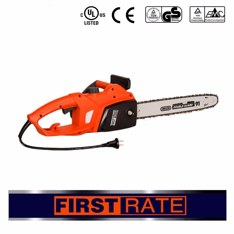 High Quality portable wood 1800W electric chainsaw machines