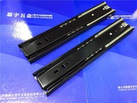 45mm Soft closing Metal Drawer Channel