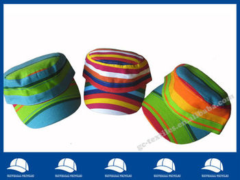 rainbow army cap