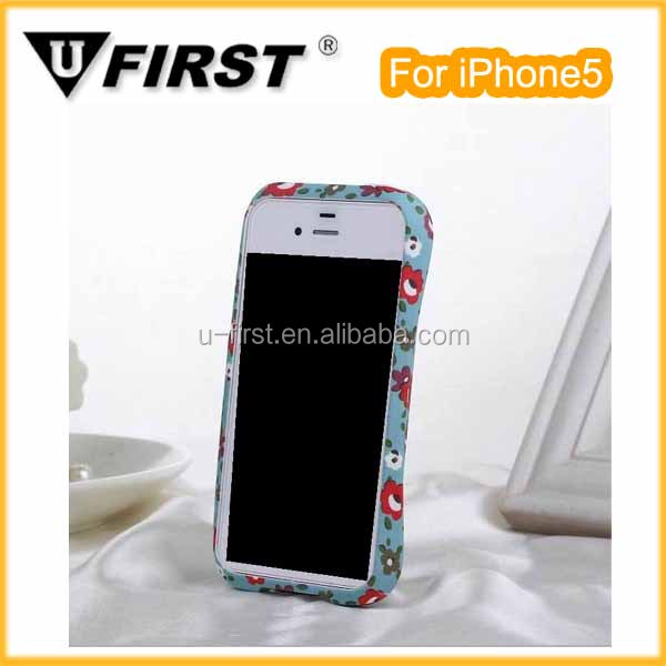 Promotional Price bumper for iphone5/5s case
