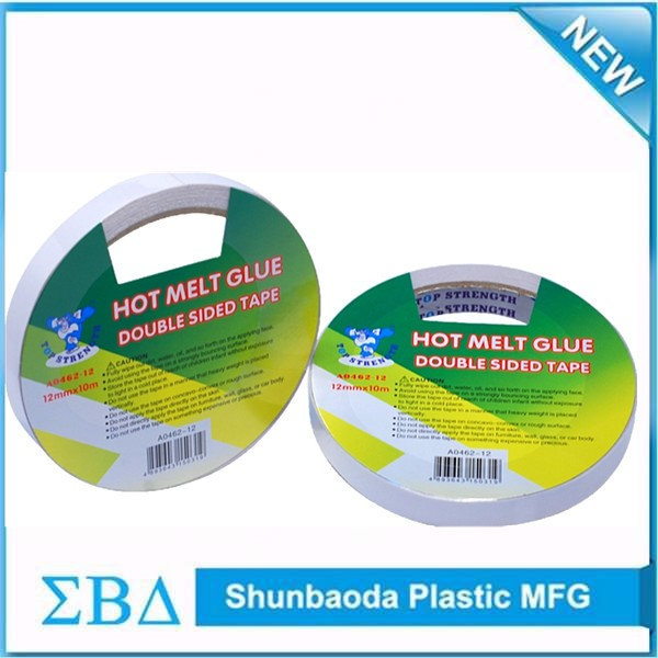 Hot sale nitto 500 waterproof double sided adhesive mesh tape