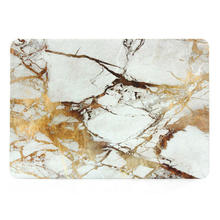 "High quality customized marble case for Macbook Pro 15.4"" 13.3"" 11.6"" 12"""