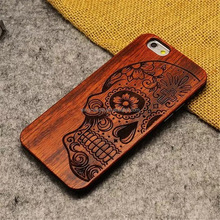 new coming wooden carved cell phone covers for iphone 8 ,mobile phone accessories