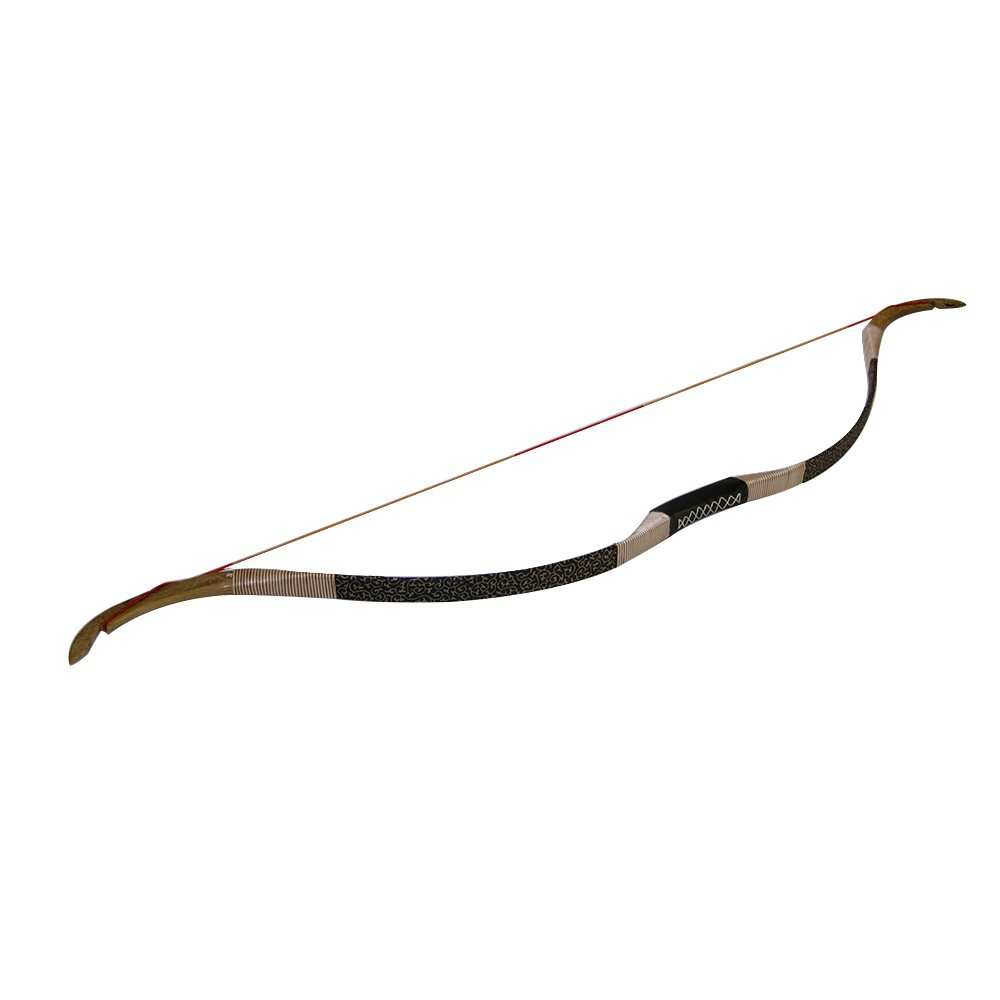 30-50lbs hunting archery traditional bow arrow