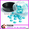 fashion flatback plastic pearl beads without hole wholsale for decorating