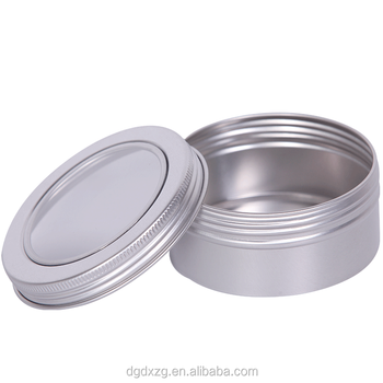 Precision Stamping Hot Sale Custom Round aluminum box