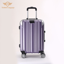 New design aluminum frame trolley hard shell vip luggage