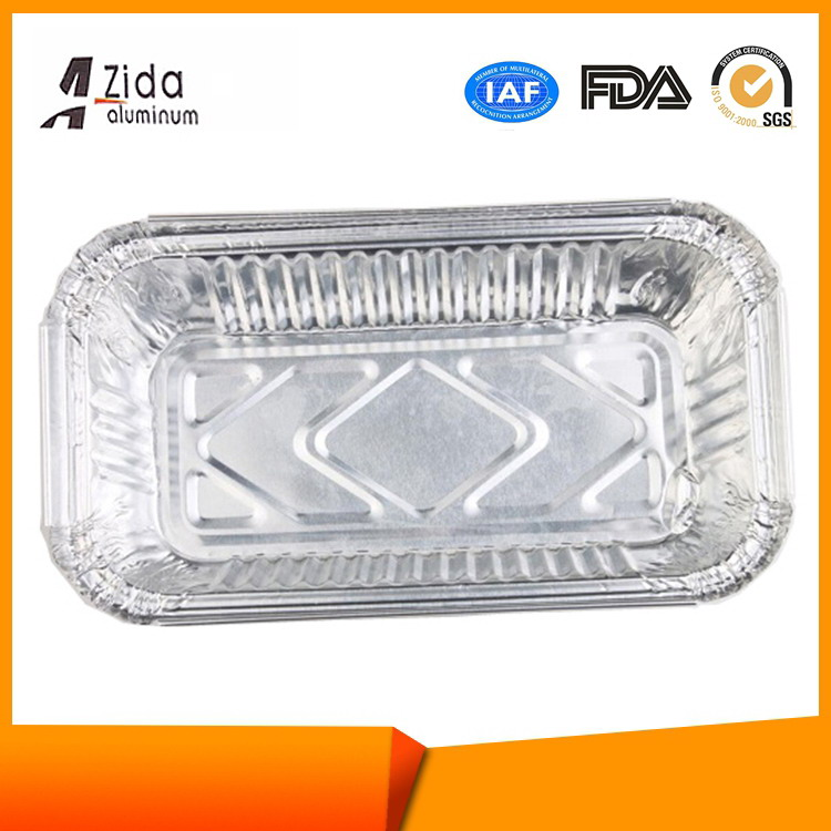 New products First Choice loaf pan foil container