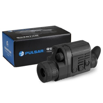 Pulsar Quantum XQ19 Military Weapon Optic Sight Thermal Imaging Hunting Night Vision Scope
