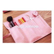 Korean Fashion Wallet for Ladies Portable Folding Makeup Bag