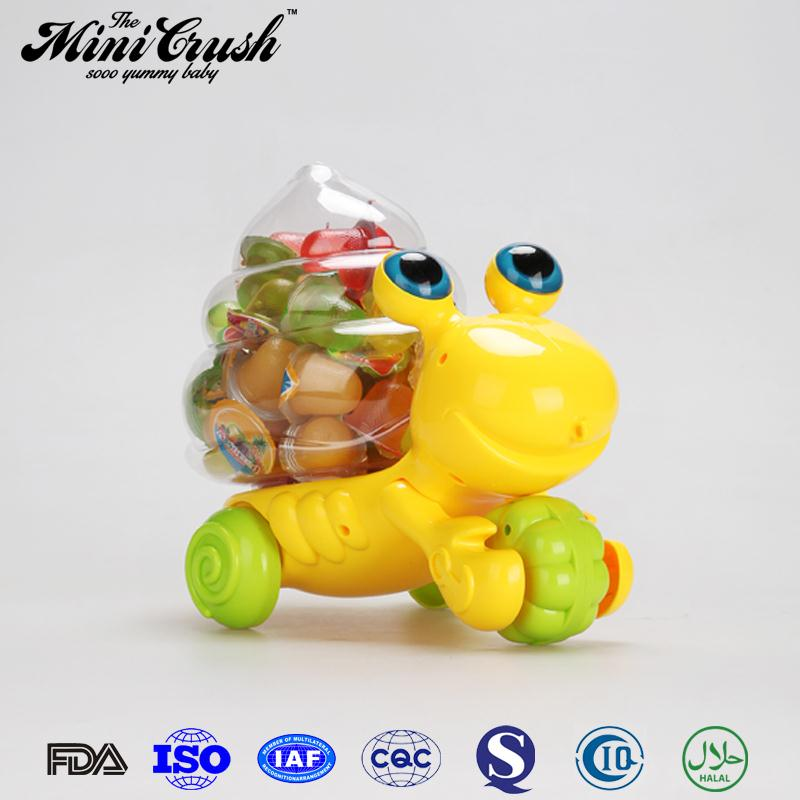 Assorted mini fruit jelly animal jelly toy