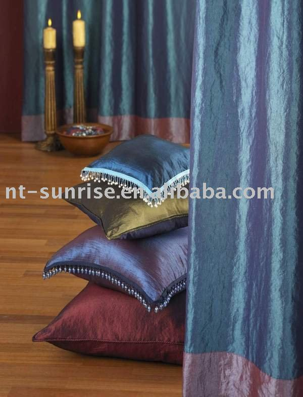 Kinds Curtain Fabric