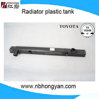 motorcycle radiator plastic tank car parts accessories with engine parts for toyota