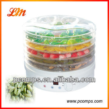 CE APPROVED Plastic Food Dehydrator Equipment Drying Fruit And Vegetable