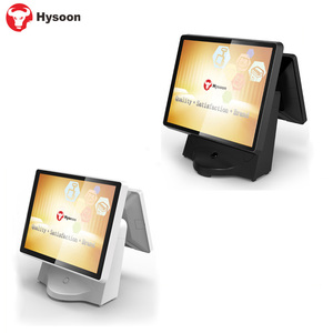 Aluminium Housing Touch Screen Pos System Easy to Assemble & Disassemble