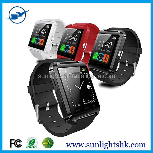 Touch Screen Watch Phone Pulse Monitor Best Heart Rate Monitors