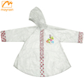 Wholesale Waterproof Plastic Raincoat