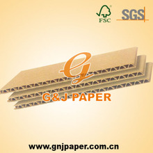 5 Layer Corrugated Cardboard Made of Corrugating Paper