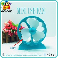 Promotional gift electron rechargeable battery usb mini fan toys for kids