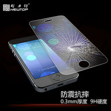 Tempered Glass Screen Protector /touch screen foil film for iphone5s