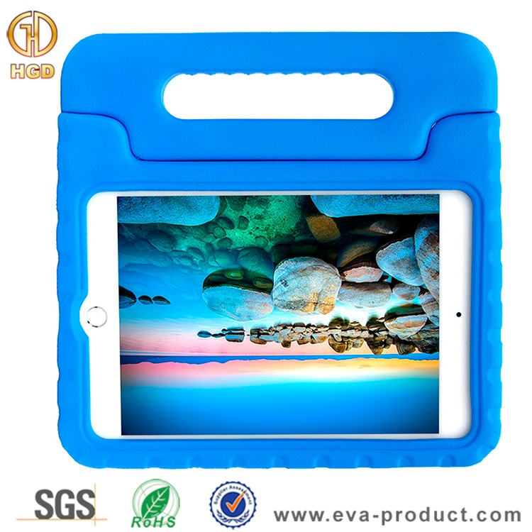 EVA foam handle stand case for ipad mini 4 shockproof case