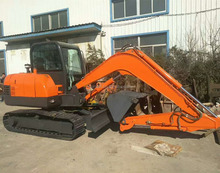 3.5T digging mini excavator crawler small excavator made in China