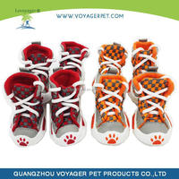 Wholesale colorful cotton dog shoes with good quality