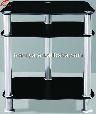 glass tv table/modern lcd tv cabinet/cheap modern tv stand