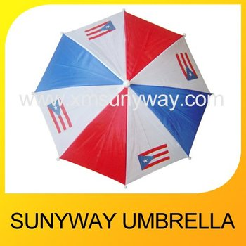 Flag Printing Umbrella