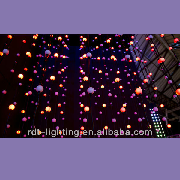 Christmas LED Light Balls for Holiday Decoration