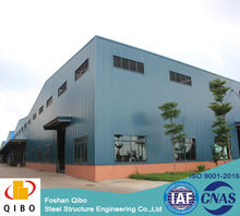 prefabricated steel warehouse building price in china