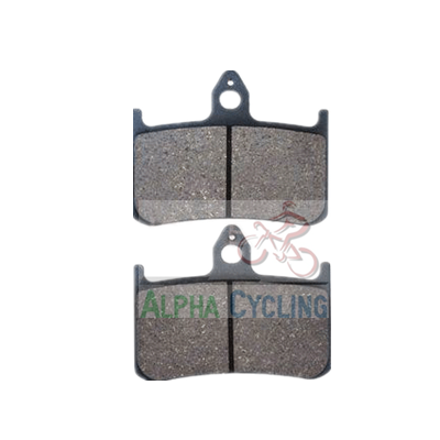 wholesale motorcycle disc brake pads AC121 for HONDA-CB 250/NSR 250/CB 400SF/VFR 400/CBR 900/VTR 1000 AC121