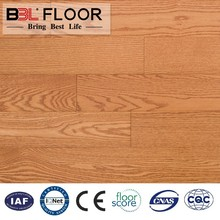 CLICK white washed and brushed white oak engineered wood flooring