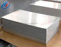 Corrugated aluminum alloy sheet metal roof plate for villa roof
