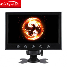 9 inch Stand alone rearview lcd car monitor for taxi