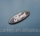 New arrived car key logo for ord logo sticker ford logo